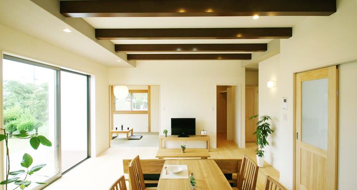 山下住宅の理念(価格以上のものを提供、付加価値)